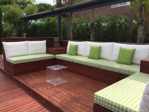 Chill-out terrassa